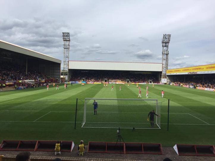 motherwell away (2nd Game)